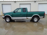1999 Ford F-150 Ex-Cab 4x4 Lariat Gray Leather V8 Automatic  - 0782  - Auto Drive Inc.