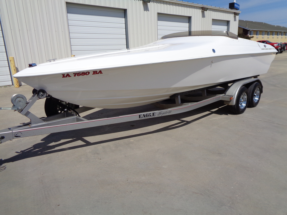 1998 Wellcraft Scarab Performance Boat  New 415 HP Big Block