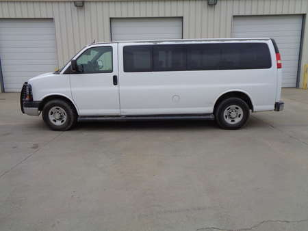 2013 Chevrolet G3500 14 Passenger Express Van, Wholesale priced for Sale  - 7684  - Auto Drive Inc.