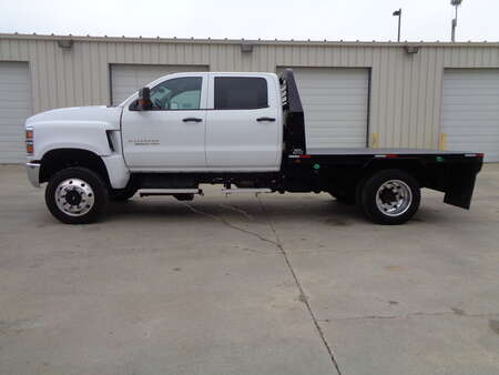 2019 Chevrolet Silverado 5500HD LT package Alloy wheels. New Flatbed. Near perfect for Sale  - 5550  - Auto Drive Inc.