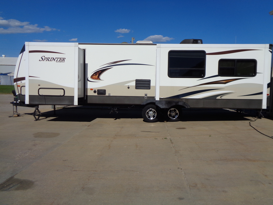 2013 Keystone Sprinter  - Auto Drive Inc.