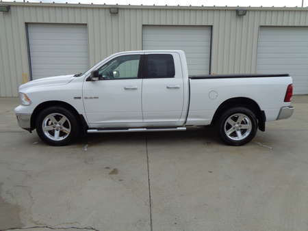2010 Dodge RAM 1500 QUAD Crew Cab. Shortbox. Hemi. Perfect local Trade In. for Sale  - 2931  - Auto Drive Inc.