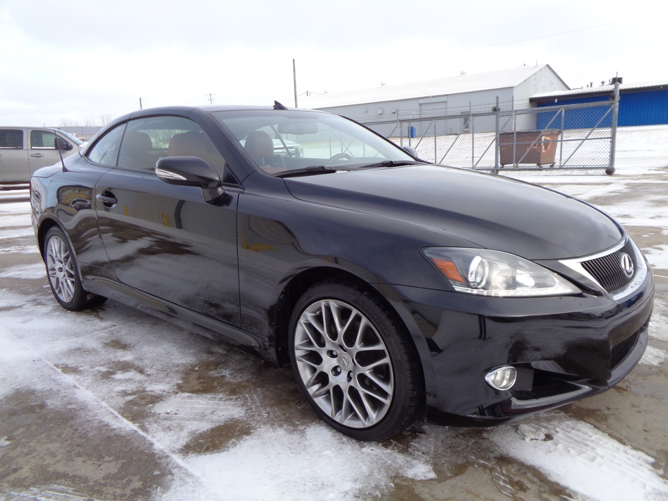 2014 Lexus IS 250C  - Auto Drive Inc.