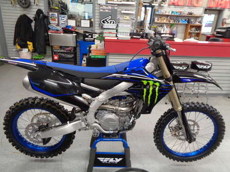 2021 Yamaha YZ450F Monster Energy Yamaha Racing Edition for Sale  - 9312  - Auto Drive Inc.