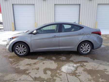 2014 Hyundai Elantra 4 Door , Gray Cloth for Sale  - 5281  - Auto Drive Inc.