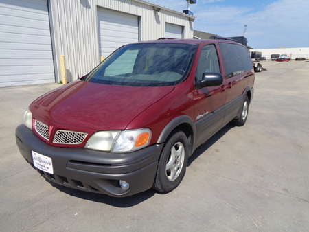 2004 Pontiac Montana Extended Gray Cloth Interior Third Row for Sale  - 1532  - Auto Drive Inc.