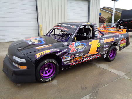 2014 Chevrolet C1500 DTRA Dirt Truck Racing Association for Sale  - #1  - Auto Drive Inc.