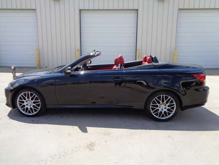 2014 Lexus IS 250C Red Leather, Hardtop Convertible for Sale  - 0903  - Auto Drive Inc.