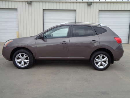 2009 Nissan Rogue SL AWD, Black leather, Sunroof for Sale  - 5281  - Auto Drive Inc.