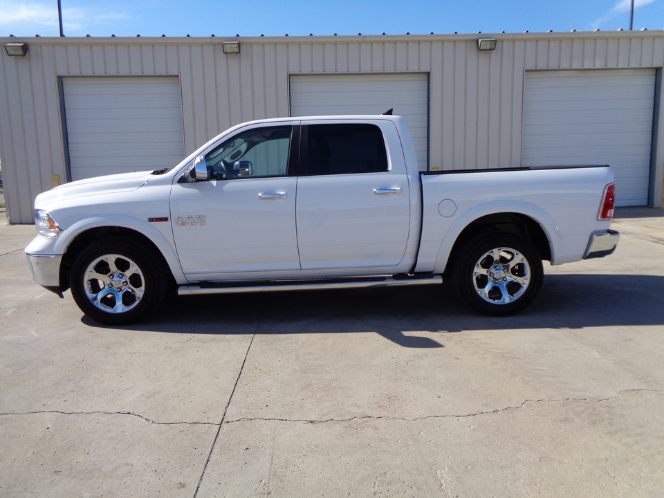 2017 Dodge Ram 1500 Eco Diesel. Laramie Package. Leather and Loaded  - 3203  - Auto Drive Inc.