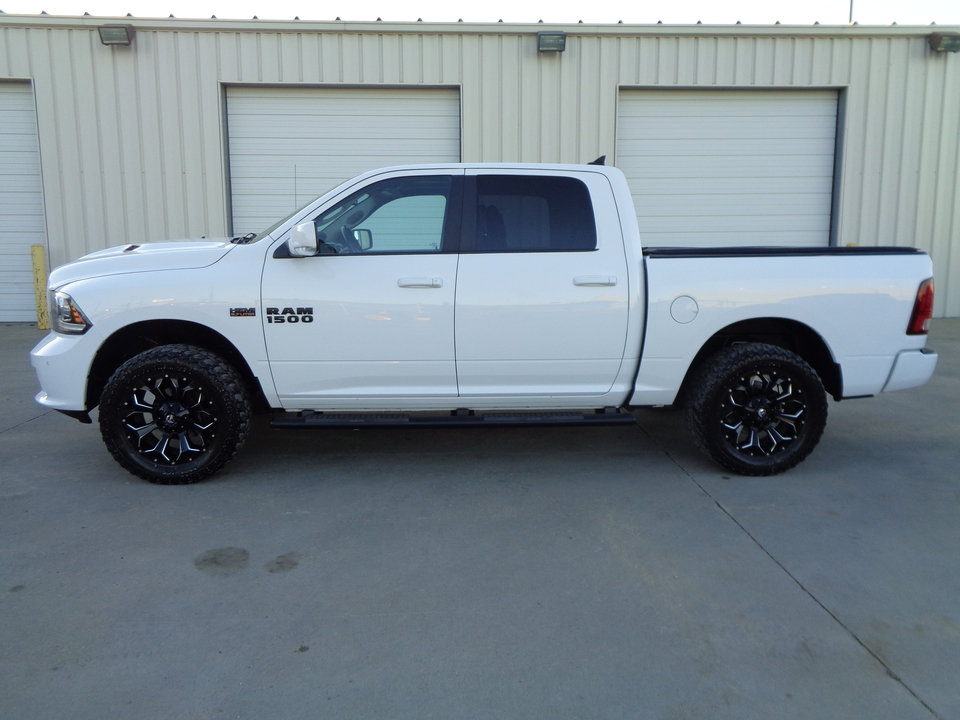 2016 Ram 1500 Rear wheel Drive with 4x4, Crew Cab Sport  - 0318  - Auto Drive Inc.