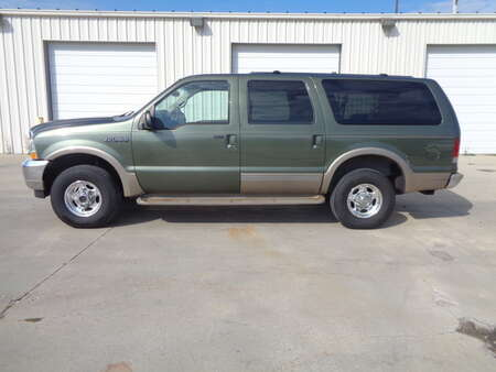 2002 Ford Excursion Tan Leather Third Row Seating Loaded Nice Unit for Sale  - 8014  - Auto Drive Inc.