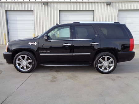 2008 Cadillac Escalade Triple Black. 3rd Row. All Power. DVD TV for Sale  - 2794  - Auto Drive Inc.