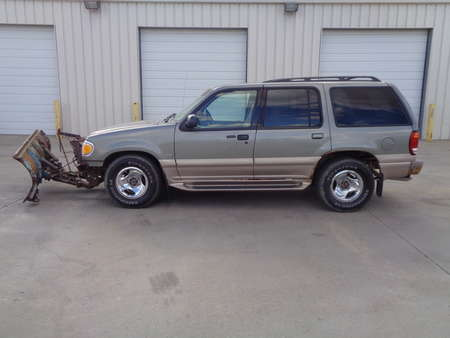 2000 Mercury Mountaineer Snow Plow Package for Sale  - 2429  - Auto Drive Inc.