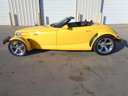 1999 Plymouth Prowler Roadster Convertible Low Miles Chrome Wheels for Sale  - 0966  - Auto Drive Inc.