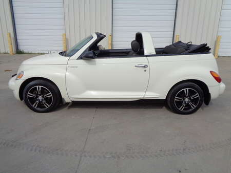 2005 Chrysler PT Cruiser 2 Door Convertible for Sale  - 8788  - Auto Drive Inc.