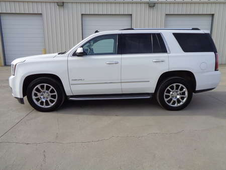 2015 GMC Yukon Denali 4 wheel drive, leather, loaded Pearl White Nice for Sale  - 2018  - Auto Drive Inc.