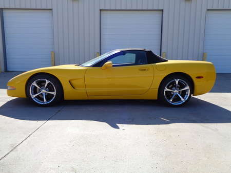 2002 Chevrolet Corvette 6 Speed Manual for Sale  - 2051  - Auto Drive Inc.