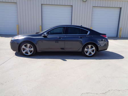 2013 Acura TL Loaded with Tech Package. Prior salvage title. for Sale  - 1278  - Auto Drive Inc.
