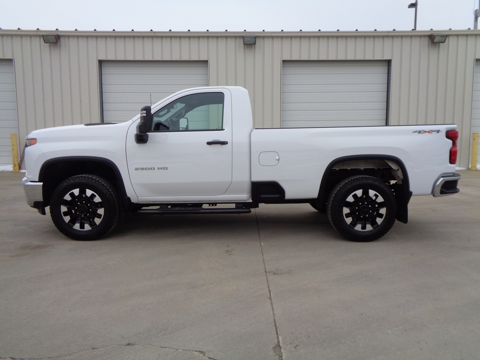 2020 Chevrolet Silverado 2500 HD Rare 2500 HD Regular Cab  Gas Wheels Excellent  - 6400  - Auto Drive Inc.