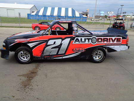 2011 Chevrolet C1500 Victory Chassis Racing Dirt Truck. Circle Track for Sale  - 28LARSON  - Auto Drive Inc.