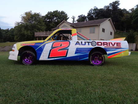 2011 Chevrolet C1500 Dirt Truck Racing Association Race Truck. (DTRA) for Sale  - 2m  - Auto Drive Inc.