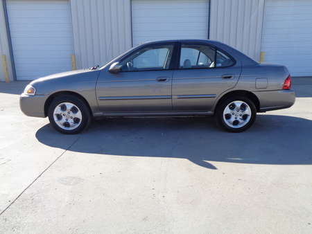 2005 Nissan Sentra One Owner, Tan Cloth excellent fuel mileage! for Sale  - 5527  - Auto Drive Inc.