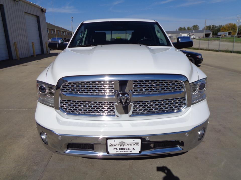 2017 Dodge Diesel >> 2017 Dodge Ram 1500 Laramie Package Eco Diesel Great Fuel Mileage