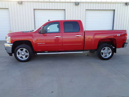 2013 Chevrolet K2500 Silverado K2500 Heavy Duty 2 owner unit. for Sale  - 3607  - Auto Drive Inc.