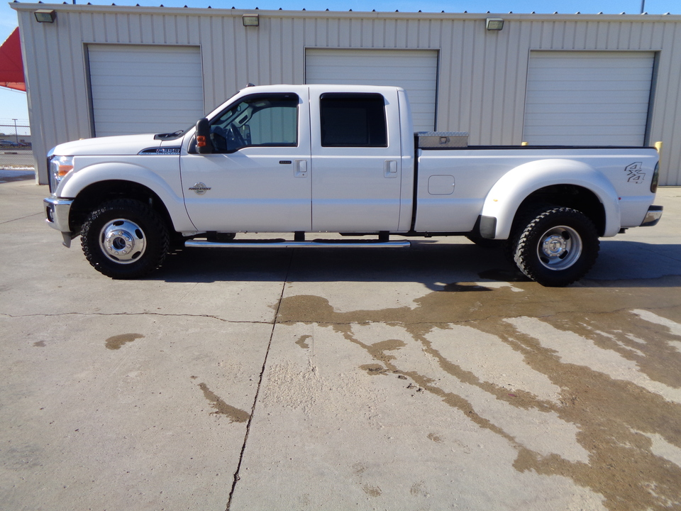 2015 Ford F-350 Crew Cab Super Duty Lariat Dually 4x4 Diesel  - 9864  - Auto Drive Inc.