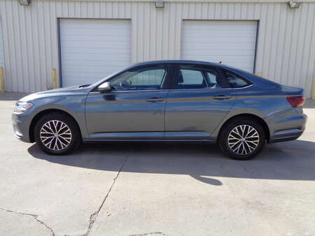 2019 Volkswagen Jetta Black Leather, Backup Camera, Sunroof, Local Trade for Sale  - 5860  - Auto Drive Inc.