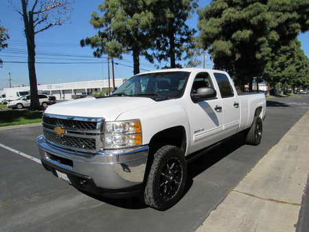 2013 Chevrolet Silverado 2500HD LT- CREW CAB LONG BED DURAMAX DIESEL 4WD for Sale  - 9234  - AZ Motors
