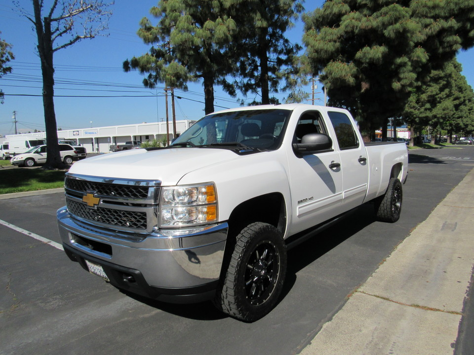 2013 Chevrolet Silverado 2500HD  - AZ Motors