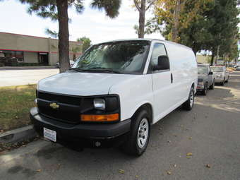 2011 Chevrolet Express Carg