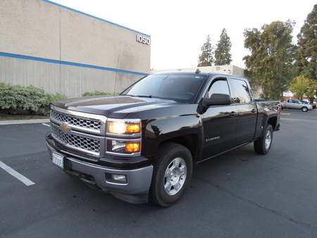 2014 Chevrolet Silverado 1500 LT 4wd crew cab for Sale  - 7541  - AZ Motors