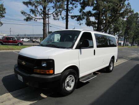 2015 Chevrolet Express Passenger LS 8 PASSENGER VAN for Sale  - 25033  - AZ Motors