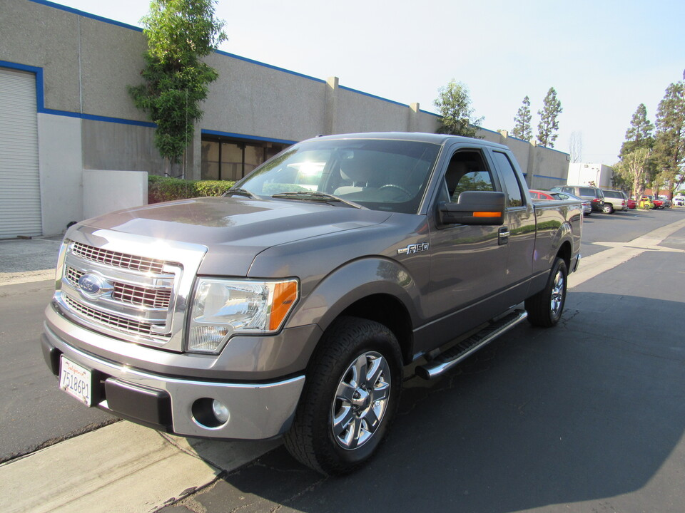 2014 Ford F-150 XLT SUPER CAB SHORT BED  - 6830  - AZ Motors