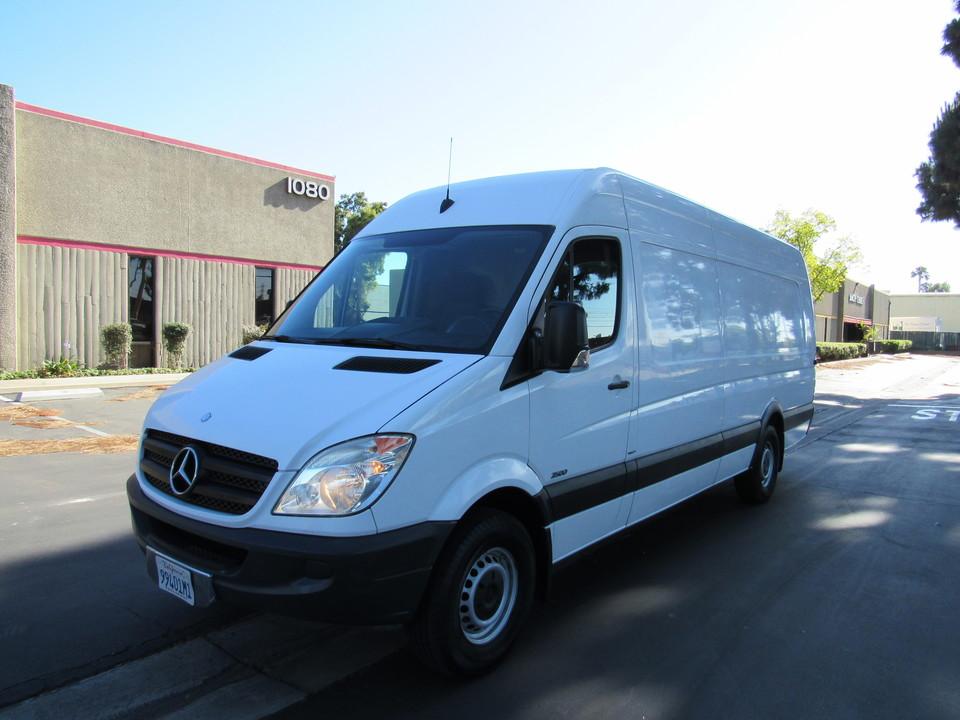 2013 Mercedes-Benz Sprinter Cargo Vans EXT 170  - 6102  - AZ Motors