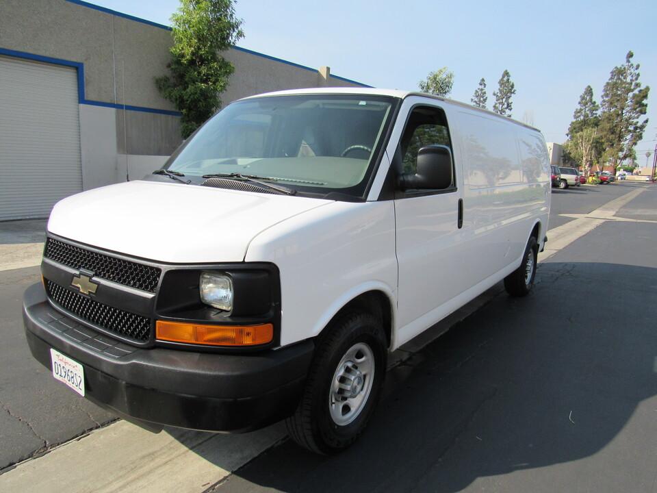 2016 Chevrolet Express EXTENDED Cargo Van  - 7126  - AZ Motors