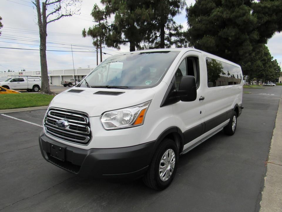 2016 Ford Transit Wagon XL 15 PASSENGER  - 1320  - AZ Motors