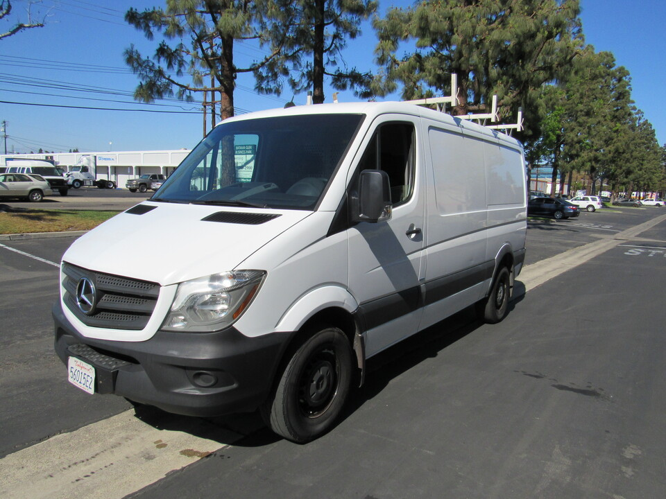 2016 Mercedes-Benz Sprinter Cargo Vans standard 144  - 6352  - AZ Motors