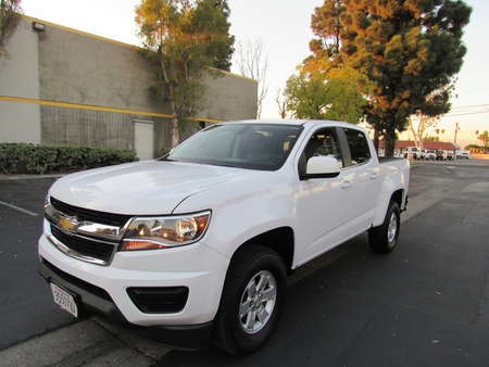 2015 Chevrolet Colorado crew cab  2WD WT for Sale  - 0940  - AZ Motors