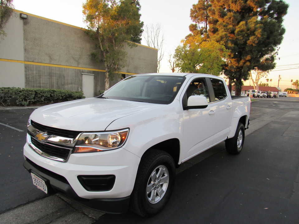 2015 Chevrolet Colorado crew cab  2WD WT  - 0940  - AZ Motors