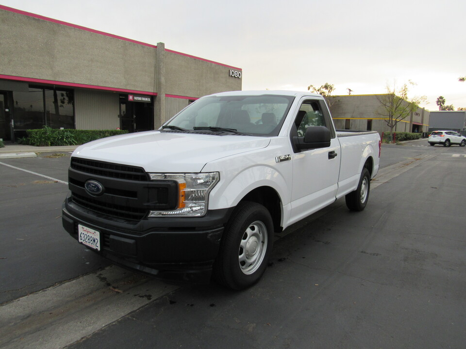 2018 Ford F-150 XL REG CAB LONG BED  - 7592  - AZ Motors