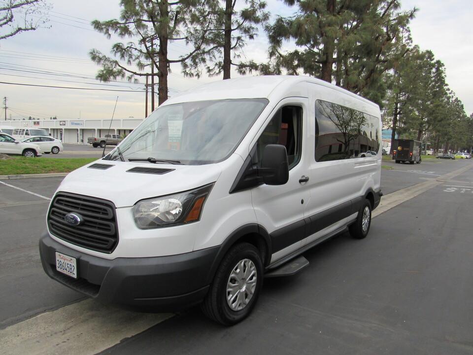 2016 Ford Transit T-150 MED ROOF 148 MOBILITY VAN  - 6931  - AZ Motors
