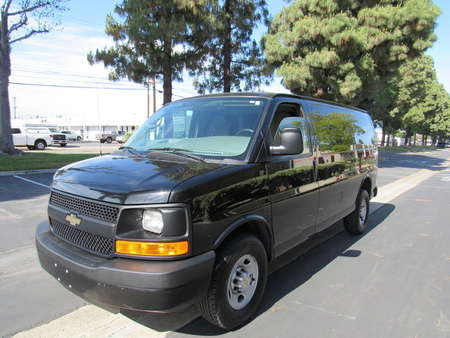 2013 Chevrolet Express Cargo Van 2500 black for Sale  - 49586  - AZ Motors