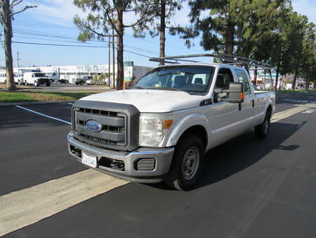 2015 Ford F-250 XL crew ca long bed  with lumber rack for Sale  - 9784  - AZ Motors