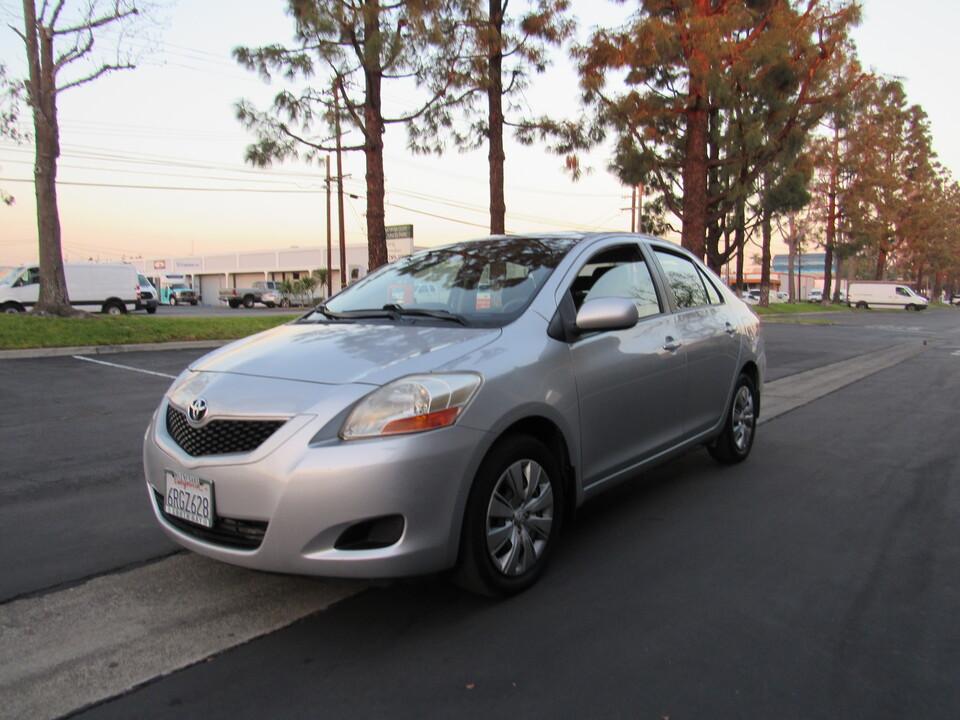 2010 Toyota Yaris  - AZ Motors