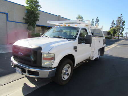 2008 Ford F-350 XL-8' STACK BED WITH UTILITY BED for Sale  - 6218  - AZ Motors