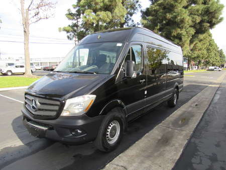 2016 Mercedes-Benz Sprinter Passenger Vans 10 PAAENGER BLACK -ROOF AC for Sale  - 2737  - AZ Motors
